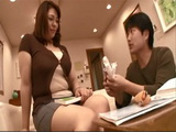 Busty Teacher An Mizuki Gets A Surprise Gift From Her Student