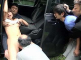 Hooligans Intercepted Couple In Love While They Making Out In Their Van And Made Their Life Into Misery