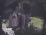 Asian Couple Outdoor Sex Taped by Voyeur