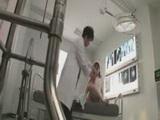 Horny Doctor Gaves Sexy Nurse Full Body Inspection