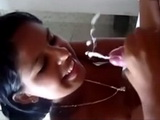 Amateur Latina Teen Hottie Dont Like Mouthful