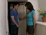Girlfriends Mom Chihiro Uehara Will Solve Boys Boner Problem