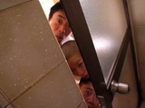 3 Brothers Are Spying Step Mother Masumi Oshiro In Bathroom