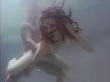 Hard Underwater Sex