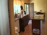 Young Mom Fucked In The Kitchen