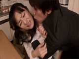 Japanese Wife Late Realizes That She Made A Huge Mistake By Letting Her Neighbor In After He Pretended To Have Lost His