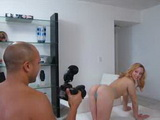 Photo Shooting For Adult Magazine Turns Into A Fucking Session