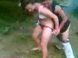 Russian Teenagers Sunday Picnic Gone Wrong