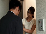 Japanese Wife Maki Hojo Made A Huge Mistake By Letting Husbands Friend In While Home Alone