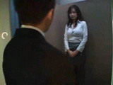 Female Stalker Fucks Guy In Elevator Uncensored