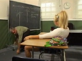 Naughty Bad College Teen From Today Will Have Only a Good Grades