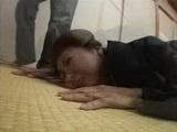 Immodest Boy Grab Mature Japanese Woman Boobs