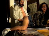 Amateur Latina Wife Gets Fucked on a Dining Table