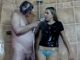 Perverted Daddy Having Wonderful Afternoon With His Teen Daughter