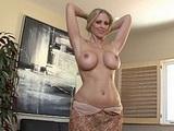 Busty Girlfriends Mom Julia Ann Sucking Cock And Gets Facial