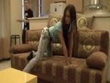 Provocative Schoolgirl Push Classmate Over His Limits
