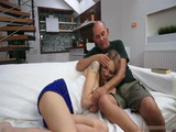 Ordinary Cuddling With Daddy Got Unexpected Twist