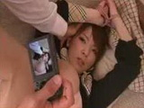 Busty Japanese Assaulted At Home