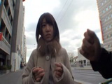 Japanese Girl From A Street Agreed To Be A Model For A Small Amount Of Money And For Little More She Agreed To A Much Mo