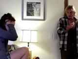 Boyfriends Dad Comfort Her In A Strange Way