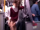 Cute Girl Fucked In Crowded Bus