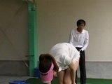 Pervert Instructor Took Advantage Of an Inexperienced Teen Girl On the Golf Course