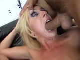 Dirty Whore Gets Rough Fuck In All Holes