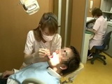 Horny Dentist Swoop and Fuck Her Patient