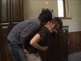 Boy Surprised Girlfriends Mom From Behind