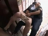 Japanese Girl Groped and Molested In The Library