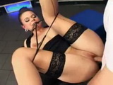 Milf In Stockings Hardcore Fuck
