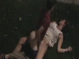Voyeur Tapes Wasted Drunk Party Teens Fucking In Public