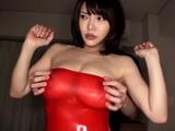 Super Sexy Busty Anri Okita Oil Grope and Fuck